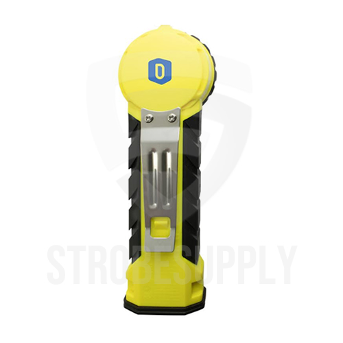 ATEX zone 0 LED zaklamp